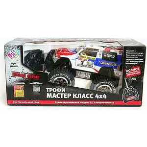 Джип Joy Toy Трофи Мастер Класс на р/у 9002 игрушка машина р у 1 24 джип