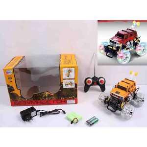 Joy Toy Машина Перевертыш на радиоуправлении Безумные гонки 9316
