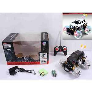 Joy Toy Машина Перевертыш на радиоуправлении Безумные гонки 9318