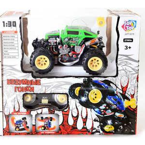 Joy Toy Машина Безумные Гонки на радиоуправлении FullFunk 9378 радиоуправляемый джип с большими колесами вох 39 5 24 21см fullfunk аккумулятор адаптер 3цвета ар