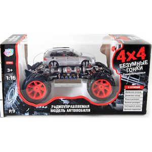 Joy Toy Машина Безумные Гонки на радиоуправлении FullFunk 9397 радиоуправляемый джип с большими колесами вох 39 5 24 21см fullfunk аккумулятор адаптер 3цвета ар
