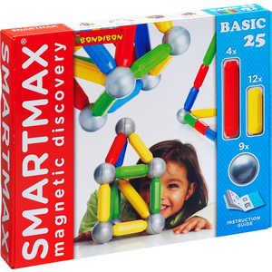 Bondibon Магнитный конструктор SmartMax Основной (Basic) набор 25 деталей 301