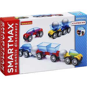 Bondibon Магнитный конструктор SmartMax Специальный (Special) набор: Экспресс 203