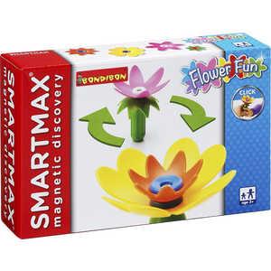 Bondibon Магнитный конструктор SmartMax Специальный (Special) набор: Забавные Цветы 110