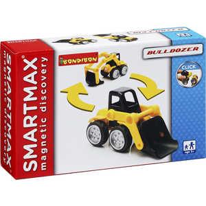 Bondibon Магнитный конструктор SmartMax Специальный (Special) набор: Бульдозер 112