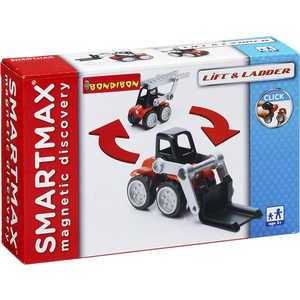 Bondibon Магнитный конструктор SmartMax Специальный (Special) набор: Спецтехника 113