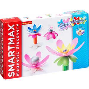 Bondibon Магнитный конструктор SmartMax Специальный (Special) набор: Цветочная энергия 251