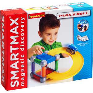 Bondibon Магнитный конструктор SmartMax Специальный (Special) набор: Паркинг 504