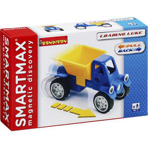 Bondibon Магнитный конструктор SmartMax Специальный (Special) набор: Грузовичок Люк 117