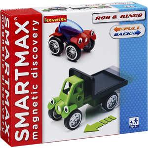 Bondibon Магнитный конструктор SmartMax Специальный (Special) набор: Роб и Ринго 208