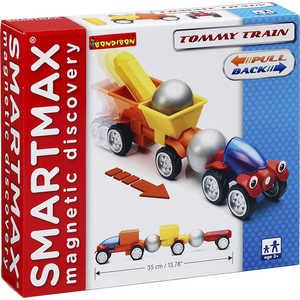 Bondibon Магнитный конструктор SmartMax Специальный (Special) набор: Трейлер Томми 209