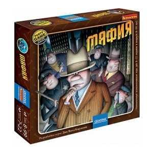 Bondibon Настольная игра Мафия