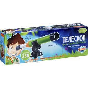 Опыты Bondibon французские Науки с Буки Телескоп для путешествий (КТ30т) bondibon копилка в технике декопатч сердечко