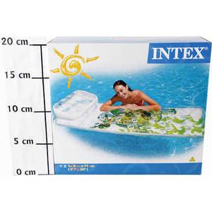 Матрас Intex 18 - карманный для отдыха 188*71см надувной матрас camping mats 127х193х24см intex