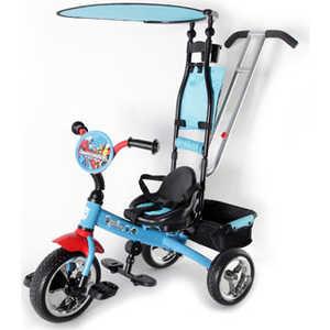 Велосипед 3-х колесный Transformers Prime 12/10 (синий) Х45436