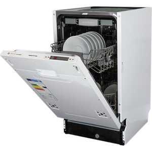 Встраиваемая посудомоечная машина Zigmund-Shtain DW 79.4509 X
