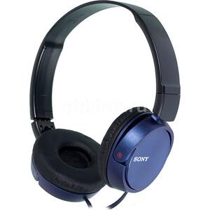 Наушники Sony MDR-ZX310 blue sony mdr zx310ap blue