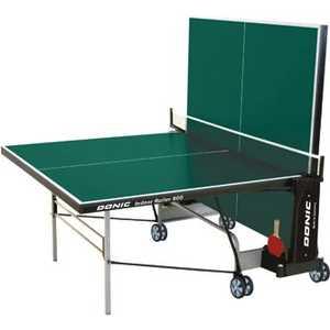 Фотография товара теннисный стол Donic-Schildkrot Outdoor Roller 800-5 зеленый (230296-G) (341372)