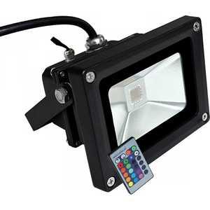 Светодиодный прожектор X-flash XF-FL-RGB-B-10W Артикул 45334