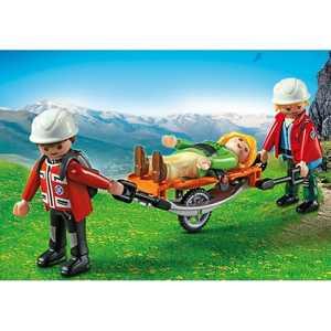 Конструктор Playmobil ''В горах: Спасатель с троссом'' 5430pm
