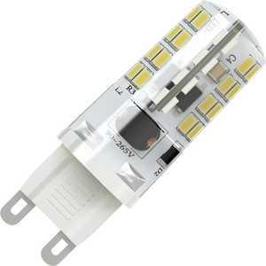 Светодиодная лампа X-flash XF-G9-64-S-3W-3000K-220V Артикул:45143