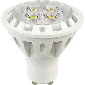 Светодиодная лампа X-flash XF-SPL-L-GU10-6W-3K-220V Артикул 43484 1pcs gu10 mr16 smd2835 led bulb e27 220v 230v spotlight 4w 6w 8w 48leds 60leds 80leds spot light cree bulb
