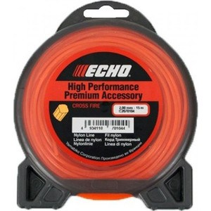 Леска триммерная Echo 3.0мм 56м Cross Fire Line (C2070139) [vk] mcbc1250cl ssr 50a burst fire control 10v relays