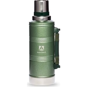 Термос 2.2 л Арктика зелёный 106-2200P термокружка 0 5 л арктика с ручкой в коже 406 500 зелёный