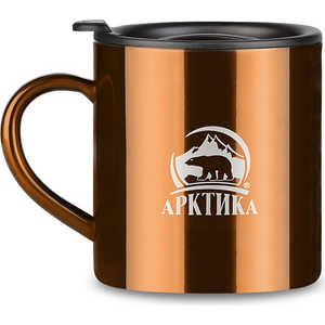 Термокружка 0.3 л Арктика кофейная 802-300 термокружка 0 45 л арктика 801 450