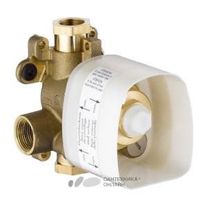 Термостат для ванны Axor Starck ShowerCollection внутренняя часть для а СМ 12x12 3/4' (10754180)  - купить со скидкой