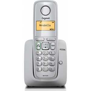 Радиотелефон Gigaset A220A grey