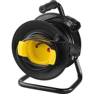 Удлинитель СВЕТОЗАР 30м на катушке (SV-55079-30) звонок дверной светозар симфония sv 58031