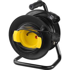 Удлинитель СВЕТОЗАР 30м на катушке (SV-55079-30) удлинитель на катушке 30 м 3х2 5 цена