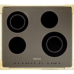 Фотография товара электрическая варочная панель Kuppersberg FA6RC Gold (352533)
