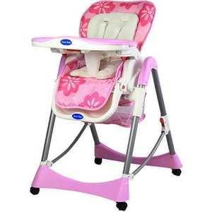 Стульчик для кормления Sweet Baby Magic Amethyst (розовый) стульчик для кормления sweet baby candy land