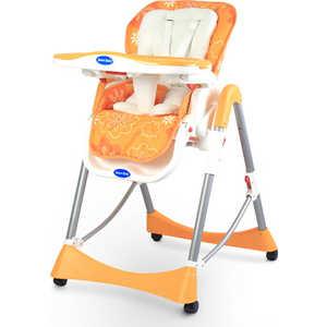 Купить со скидкой Стульчик для кормления Sweet Baby ''Magic Topaz'' (оранжевый)