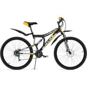Велосипед Black One Totem 18 Black/Yellow (2015)