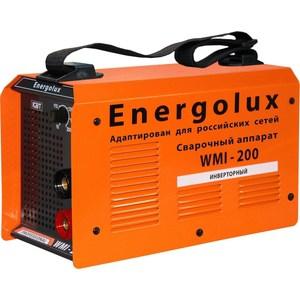 Фотография товара сварочный инвертор Energolux WMI-200 (353696)