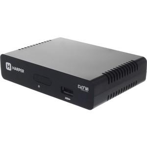 Тюнер DVB-T2 HARPER HDT2-1005 harper hdt2 1005 dvb t2