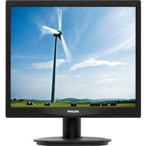 Монитор Philips 17S4LSB монитор philips 17 17s4lsb 00 01 black 17s4sb 00 01