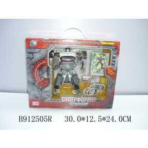 Трансформер-машина Shantou Gepai металлическая 10720-02C giudi 10720 ae tk
