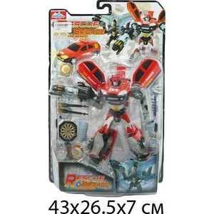 Трансформер Shantou Gepai робоТ -машина 10807B игрушка shantou gepai трансформер робот машина 635451