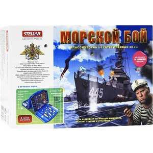 Стеллар Настольлная игра Морской бой 1121