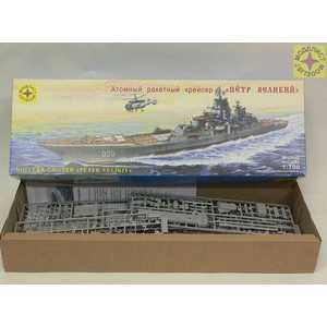 Моделист Модель атомный ракетный крейсер Петр Великий, 1:700 170048