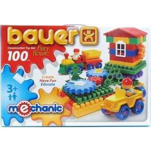 Бауер Конструктор Избушка 100 элементов 188