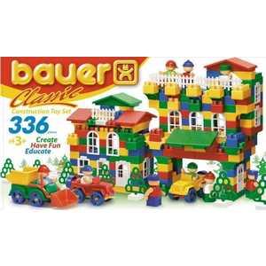 Бауер Конструктор Classik 336 элементов 199
