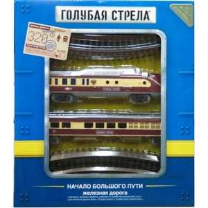Купить железная дорога Голубая стрела ''Голубая стрела'' 2020B (355609) в Москве, в Спб и в России