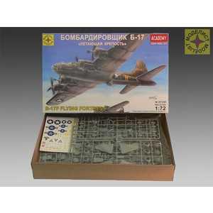 Моделист Модель бомбардировщик Б -17 Летающая крепость, 1:72 207268 куплю стекло б у г харьков