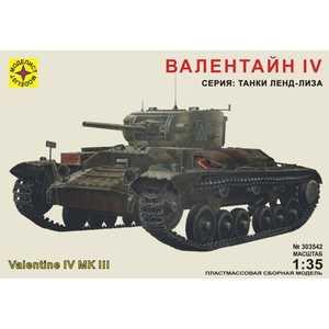 Моделист Модель танк Валентайн IV, 1:35 303542