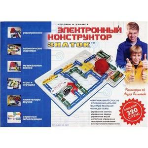 Электронный конструктор ЗНАТОК Знаток, 320 схем 320 - схем (70098)